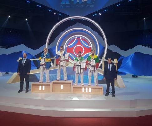 مسابقات اتحادیه جهانی کیوکوشین 2017