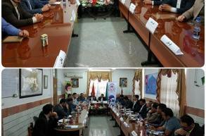 جلسه نمایندگان استان ها