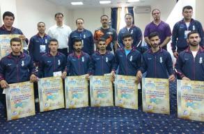 حضور تیم کیوکوشین KWF ایران در مسابقات آسیایی قزاقستان 2017