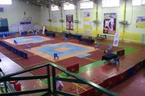 مسابقات قهرمانی کیوکوشین kwf خوزستان