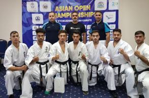 مسابقات آسیایی قزاقستان کیوکوشین   2018