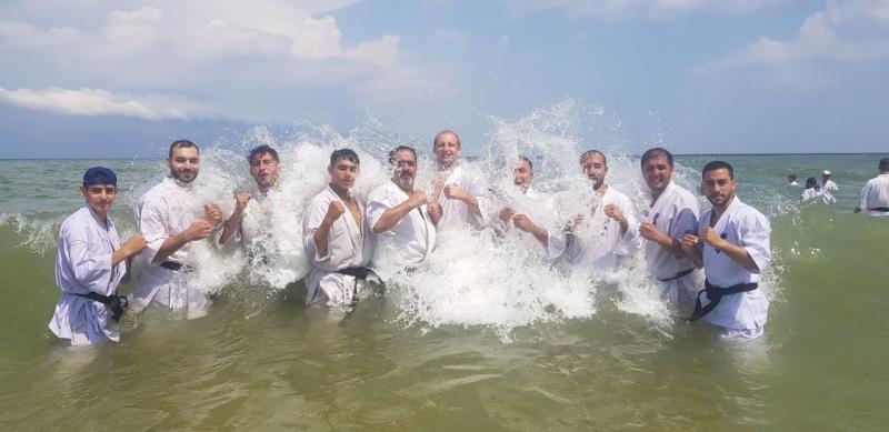 کمپ تابستانی اتحادیه جهانی کیوکوشین (بلغارستان 2019)