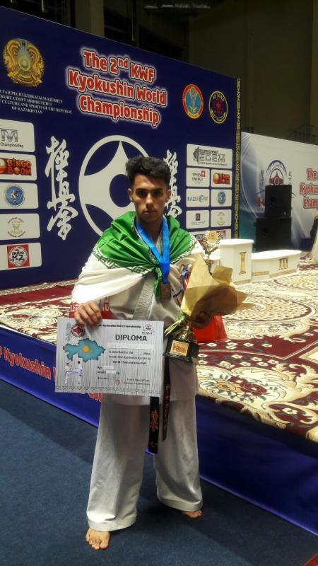 مسابقات جهانی KWF  قزاقستان 2018 (آستانه)
